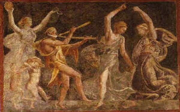 danza grecia classica