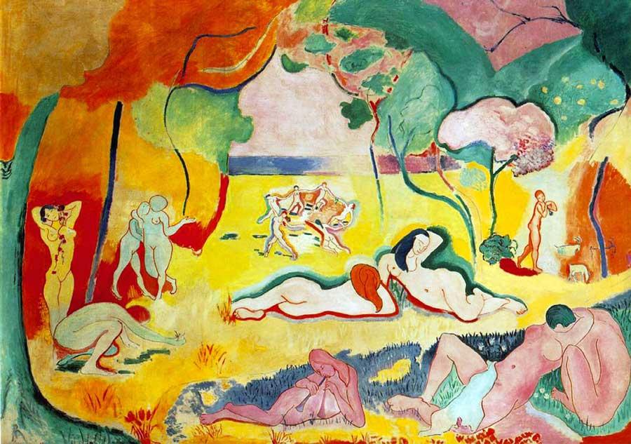 Gioia di vivere - Matisse
