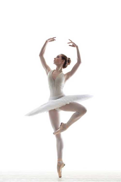Yakovlev - Ballerina di danza classica
