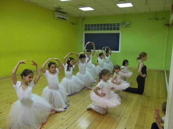 insegnare danza