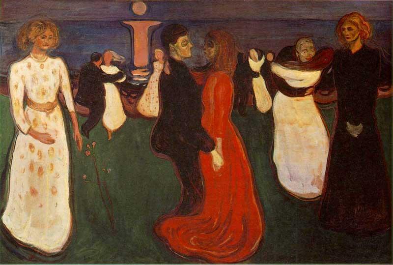 Munch - danza della vita
