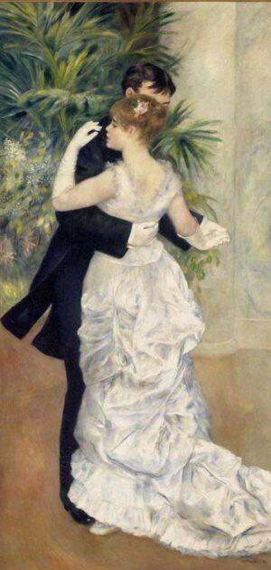 Renoir - Danse a la ville