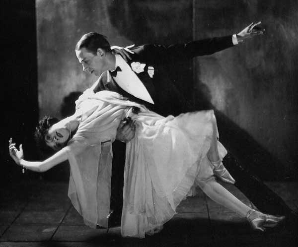 Adele e Fred Astaire