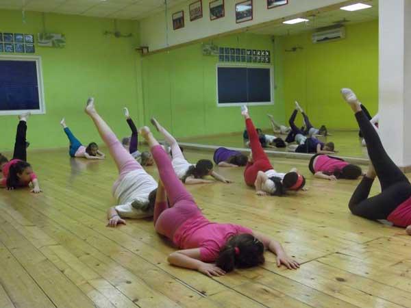 Corsi di danza IIAED