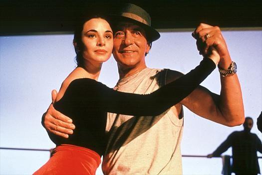 Juan Carlos Copes e Mia Maestro