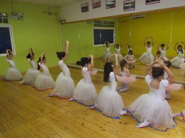 lezioni di danza classica