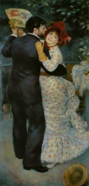 Renoir - Danse à la campagne
