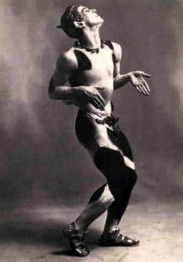 Danza contemporanea nijinskij fauno