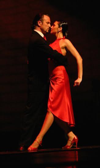 La parada nel tango
