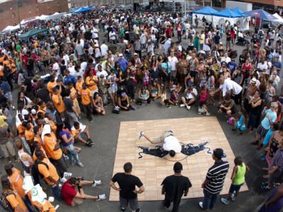 stage estivi di ballo (breakdance)