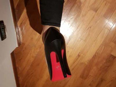 Stiletto per ballare heels dance