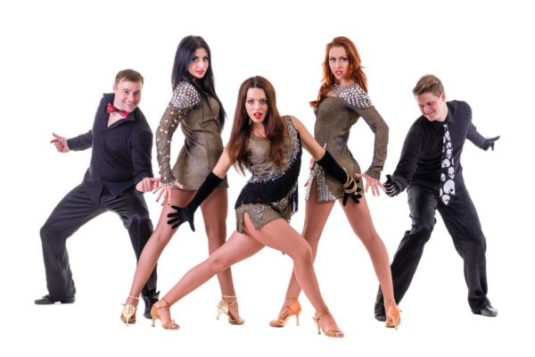 Coreografia di danza